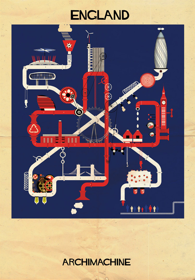 11-archimachine-federico-babina-illustrates-17-countries-through-architectural-machines