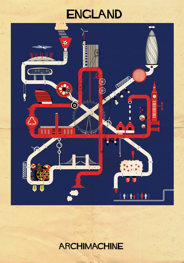 11-archimachine-federico-babina-illustrates-17-countries-through-architectural-machines