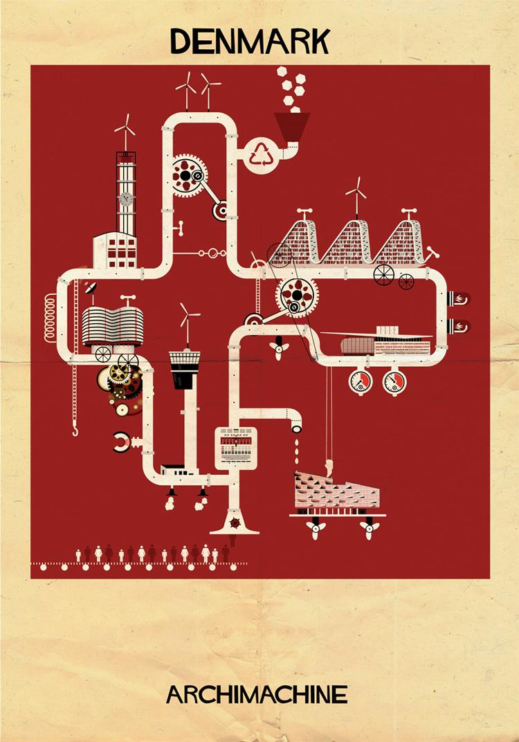 16-archimachine-federico-babina-illustrates-17-countries-through-architectural-machines